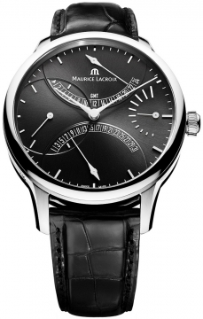 Maurice Lacroix Masterpiece Double Retrograde Automatic Mens watch, model number - mp6518-ss001-330, discount price of £3,705.00 from The Watch Source