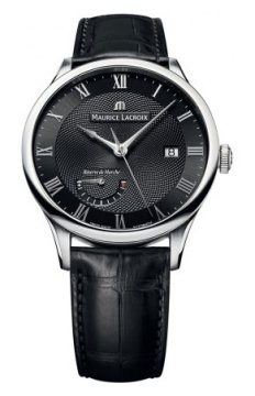 Maurice Lacroix Masterpiece Reserve de Marche Mens watch, model number - mp6807-ss001-310, discount price of £2,145.00 from The Watch Source