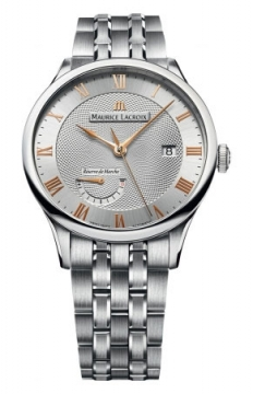 Maurice Lacroix Masterpiece Reserve de Marche Mens watch, model number - mp6807-ss002-111, discount price of £2,145.00 from The Watch Source