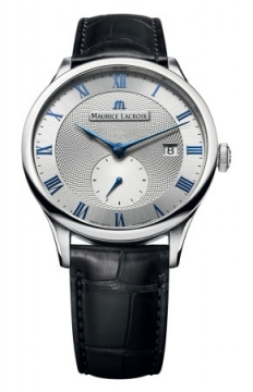 Maurice Lacroix Masterpiece Small Second Mens watch, model number - mp6907-ss001-110, discount price of £1,780.00 from The Watch Source