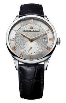 Maurice Lacroix Masterpiece Small Second Mens watch, model number - mp6907-ss001-111, discount price of £1,780.00 from The Watch Source