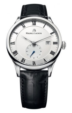 Maurice Lacroix Masterpiece Small Second Mens watch, model number - mp6907-ss001-112, discount price of £1,780.00 from The Watch Source
