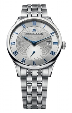 Maurice Lacroix Masterpiece Small Second Mens watch, model number - mp6907-ss002-110, discount price of £1,780.00 from The Watch Source