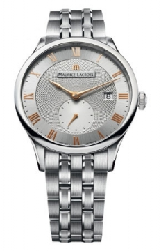 Maurice Lacroix Masterpiece Small Second Mens watch, model number - mp6907-ss002-111, discount price of £1,780.00 from The Watch Source