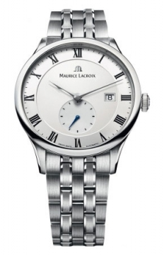 Maurice Lacroix Masterpiece Small Second Mens watch, model number - mp6907-ss002-112, discount price of £1,780.00 from The Watch Source