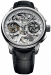 Maurice Lacroix Masterpiece Skeleton mp7128-ss001-100-1 watch