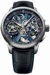Maurice Lacroix Masterpiece Skeleton mp7128-ss001-400-1 watch