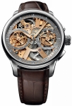 Maurice Lacroix Masterpiece Skeleton mp7128-ss001-500-1 watch