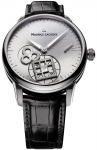 Maurice Lacroix Masterpiece Roue Carree mp7158-ss001-901 watch