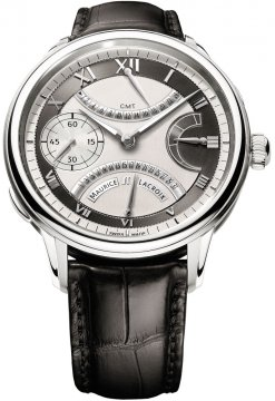 Maurice Lacroix Masterpiece Double Retrograde Manual Wind mp7218-ss001-110 watch