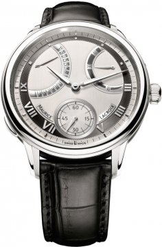 Maurice Lacroix Masterpiece Calendrier Retrograde Manual Wind mp7268-ss001-110 watch