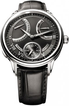 Maurice Lacroix Masterpiece Calendrier Retrograde Manual Wind mp7268-ss001-310 watch