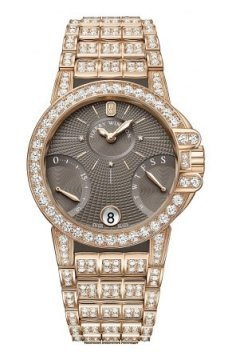 Harry Winston Ocean Lady Biretrograde 36mm Ladies watch, model number - oceabi36rr026, discount price of £83,070.00 from The Watch Source