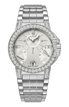 Harry Winston Ocean Lady Biretrograde 36mm Ladies watch, model number - oceabi36ww046, discount price of £47,070.00 from The Watch Source