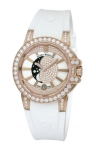 Harry Winston Ocean Lady Moon Phase 36mm oceqmp36rr002 watch