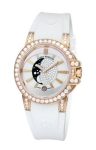 Harry Winston Ocean Lady Moon Phase 36mm oceqmp36rr003 watch