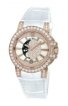 Harry Winston Ocean Lady Moon Phase 36mm oceqmp36rr008 watch