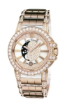 Harry Winston Ocean Lady Moon Phase 36mm oceqmp36rr015 watch