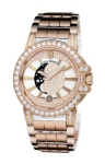 Harry Winston Ocean Lady Moon Phase 36mm oceqmp36rr020 watch