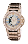 Harry Winston Ocean Lady Moon Phase 36mm oceqmp36rr024 watch