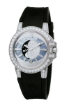Harry Winston Ocean Lady Moon Phase 36mm oceqmp36ww004 watch
