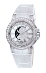 Harry Winston Ocean Lady Moon Phase 36mm oceqmp36ww009 watch