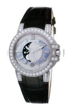 Harry Winston Ocean Lady Moon Phase 36mm Ladies watch, model number - oceqmp36ww011, discount price of £33,030.00 from The Watch Source