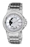 Harry Winston Ocean Lady Moon Phase 36mm oceqmp36ww013 watch