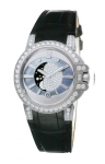 Harry Winston Ocean Lady Moon Phase 36mm oceqmp36ww017 watch