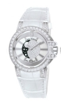 Harry Winston Ocean Lady Moon Phase 36mm oceqmp36ww018 watch