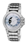 Harry Winston Ocean Lady Moon Phase 36mm oceqmp36ww020 watch