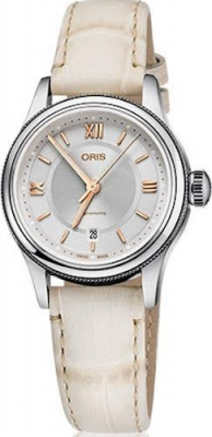 Oris Classic Date 28.5mm 01 561 7718 4071-07 5 14 31 watch