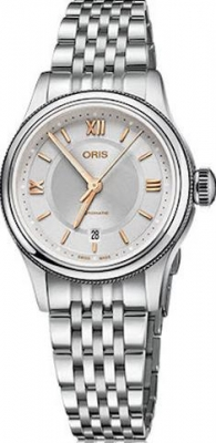 Oris Classic Date 28.5mm 01 561 7718 4071-07 8 14 10 watch