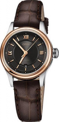 Oris Classic Date 28.5mm 01 561 7718 4373-07 5 14 32 watch
