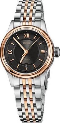 Oris Classic Date 28.5mm 01 561 7718 4373-07 8 14 12 watch