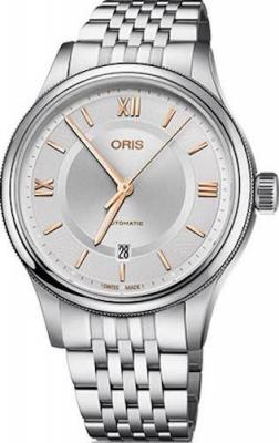 Oris Classic Date 42mm 01 733 7719 4071-07 8 20 10 watch