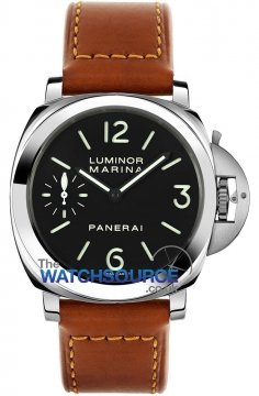 Panerai Luminor Marina 44mm Mens watch, model number - pam00111, discount price of £4,465.00 from The Watch Source