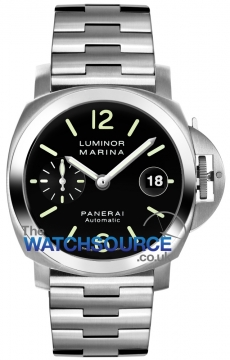 Panerai Luminor Marina Automatic 44mm Mens watch, model number - pam00299, discount price of £5,225.00 from The Watch Source