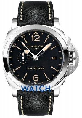 Panerai Luminor 1950 3 Days GMT 24H Automatic 44mm pam00531 watch