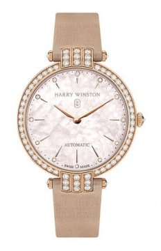 Harry Winston Premier Ladies Automatic 36mm Ladies watch, model number - prnahm36rr001, discount price of £23,400.00 from The Watch Source