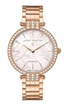 Harry Winston Premier Ladies Automatic 36mm Ladies watch, model number - prnahm36rr002, discount price of £33,300.00 from The Watch Source