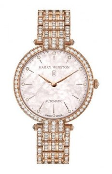 Harry Winston Premier Ladies Automatic 36mm Ladies watch, model number - prnahm36rr003, discount price of £65,700.00 from The Watch Source