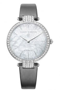 Harry Winston Premier Ladies Automatic 36mm Ladies watch, model number - prnahm36ww001, discount price of £23,400.00 from The Watch Source