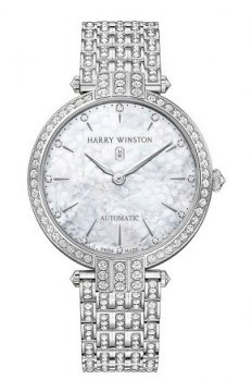 Harry Winston Premier Ladies Automatic 36mm Ladies watch, model number - prnahm36ww003, discount price of £65,700.00 from The Watch Source