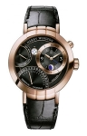 Harry Winston Premier Excenter Perpetual Calendar 41mm prnapc41rr001 watch