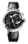 Harry Winston Premier Excenter Perpetual Calendar 41mm prnapc41ww001 watch