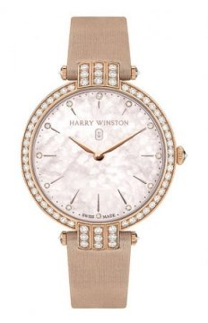 Harry Winston Premier Ladies Quartz 36mm Ladies watch, model number - prnqhm36rr001, discount price of £20,070.00 from The Watch Source