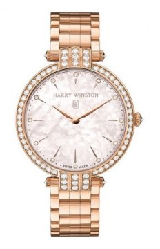 Harry Winston Premier Ladies Quartz 36mm Ladies watch, model number - prnqhm36rr002, discount price of £29,880.00 from The Watch Source