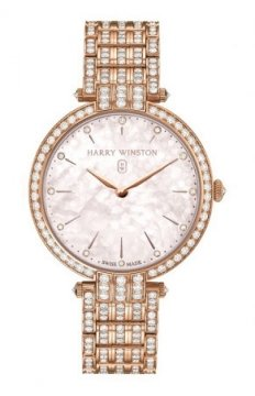 Harry Winston Premier Ladies Quartz 36mm Ladies watch, model number - prnqhm36rr003, discount price of £62,100.00 from The Watch Source