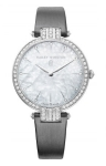 Harry Winston Premier Ladies Quartz 36mm prnqhm36ww001 watch